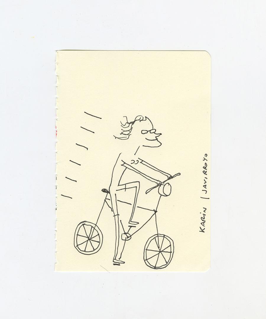karin-en-bici